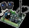 Moduł zasilacza buforowego ze sterownikiem radiowym ROPAM: PSR-RF