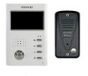 KENWEI zestaw wideodomofonowy - wyprzedaż: KW-430C + KW-136MC