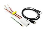 Konwerter USB-RS do programowania urządzeń SATEL: USB-RS