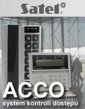 system alarmowy satel acco